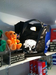 La hacienda treatment center gift shop recovery gifts bags to carry