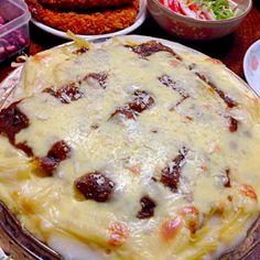 このあとケーキ食べれるカナ〜 - 7件のもぐもぐ - チーズカレードリア by sakakao