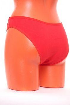 Трусы Т0716 Размеры: 44,46,48 Цвет: красный Цена: 42 руб.  http://optom24.ru/trusy-t0716/  #одежда #женщинам #нижнеебелье #оптом24