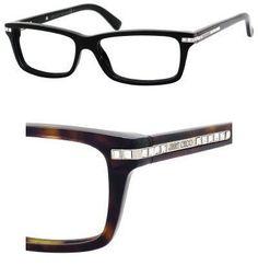JIMMY CHOO Eyeglasses 59 0086 Dark Havana Size 52MM NEW Jimmy Choo. $152.92