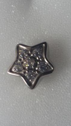 Ringaufsatz- 1A Zustand- mit Zirkonia die funkeln im Lichtschein- 10€