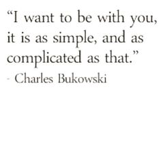 Simple yet so complicated baby