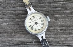 Soviet Ladies Chaika Watch Chaika Women Watches by MidCenturyEU