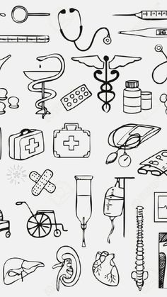 Ideas Medical Careers Fields Medicine Ideas Medical Careers Fields MedicineYou can find Medical wallpaper and more on our Id. Nursing Wallpaper, Medical Wallpaper, Medical Careers, Medical Art, Medical Drawings, Medical Icon, Medical Students, Nursing Students, Nurse Art