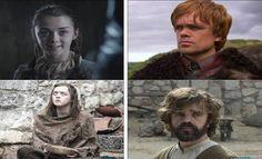 Game of Thrones - Antes e depois dos personagens >> http://www.tediado.com.br/06/game-of-thrones-antes-e-depois-dos-personagens/