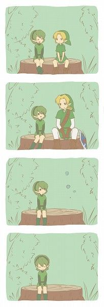 This is so sad  /Ocarina of Time/#1057925 - Zerochan