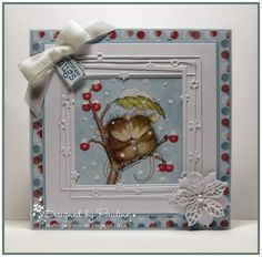House-Mouse & Friends Monday Challenge: It's a BLOG-HOP for Challenge HMFMC182