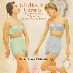 The history of postpartum girdles and why the corset model doesn't do as much for new moms as a postpartum compression wrap. Postpartum Belly Band, Postpartum Body, Postpartum Recovery, Body After Baby, Baby Body, Vintage Girdle, Vintage Lingerie, Ad Cd, Post Baby Belly