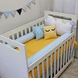 Enxoval linduxo pronta entrega!!! 😍😍😍😍🐑🐑🐏🐑🐏🐏 Kit composto por 9 peças e mais 2 brindes! ❤🐑 Vem dar um cheirinho: www.josefinas.iluria.com  #prontaentrega #enxovaldebebe #enxovaldemenino #kitberço #babydecor #babyroom #bandeirinhas #baby #bandeirolas #decorababyateliê #decorababy #room #roomboys #roomdecor #decor #decorate #decorations #maternidade #maternity #maternidadereal #Josefinasbaby #josefinas