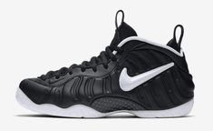 fb9e1682c3ff 2016 NIKE AIR FOAMPOSITE PRO DR Doom Black White 624041-006 DS SIZE 10.5  Doom