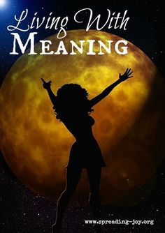 """From today's LifeNotes . .   """"We need to give of ourselves to """"others"""" and do so without hesitation. . . """" @spreadingJOY   Catch Marie and """"Living Life With Meaning"""" . . at LifeNotes . . the Cafe blog . ."""