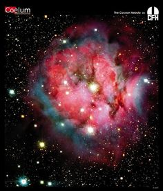 Astronomy Picture of the Day: 04/08/14 - Cocoon Nebula