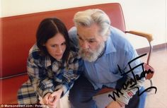 'Daddy, I'm getting married to Charlie... Charlie Manson' #dailymail