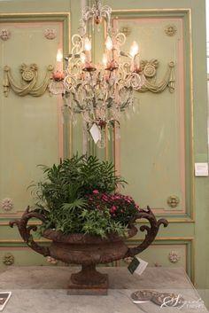 Maison Decor: Creating Gilded Paris Apartment Doors