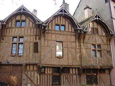 Maison Rue Passerat à Troyes