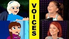 BEHIND THE VOICES - R RATED FROZEN - YouTube