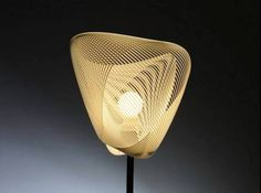 3D printed lamp by Igor Knezevic
