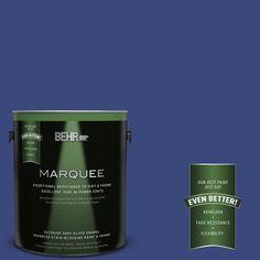 BEHR MARQUEE 1-gal. #MQ5-49 Expressionism Semi-Gloss Enamel Exterior Paint