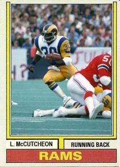 9dac5157e Lawrence McCutcheon Los Angeles Rams