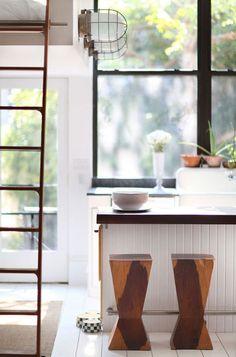 Méchant Studio Blog: a cottage in Brooklyn