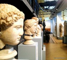 Centrale Montemartini Museum Rome Ostiense industrial archaeology classical art | Read my post here: http://www.blocal-travel.com/2015/03/centrale-montemartini-museum-where.html