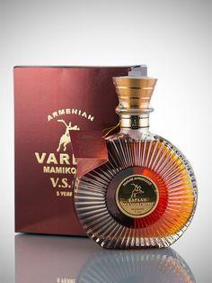 VARDAN MAMIKONYAN V.S.O.P Armenian Cognac