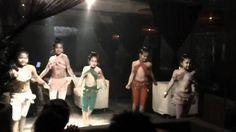 belly dance children ( kids ) - mua bung tre em