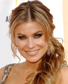 side swept ponytail for round faces | 2012 – 2013 Side Ponytail Hairstyle - Love Hairstyle