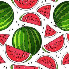 Imagem de watermelon, background, and wallpaper
