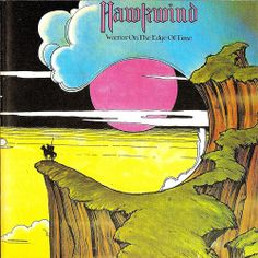 Hawkwind - Warrior on the Edge of Time (1975)