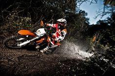 KTM Enduro 2013. Galería de fotos en Motociclismo.es