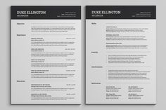 Free Creative Web Designer Developer Resume Template Freebies