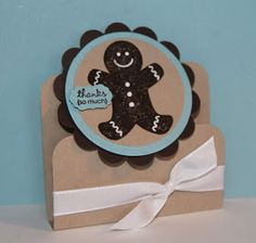 Just Julie B's Stampin' Space: Re-Make of a Fun Treat!