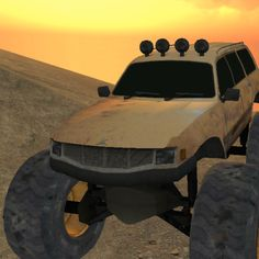Desert Joyride Race for desert dominance or free roam to explore the majestic desert terrain.. Twelve unique vehicles to choose from.. Drive a vehicle like the offroad truck to speed across the desert or one like the ice cream truck to just have fun..  #Zero_G_Mobile #Mobile_Application