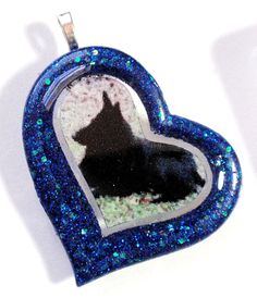 Portable Memorials Personalized Pet and Person Memorial Pendants Custom Made Memory Charms w/ Your Loved Ones With You Always by TUTreasures on Etsy