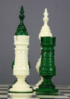 Chess Set Pieces | Chess sets from The Chess Piece chess set store: Open Head Bishop ...