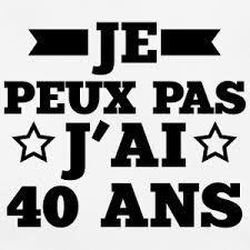 41 Meilleures Images Du Tableau 40 Ans En 2018 40 Ans
