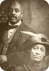 "Mr. and Mrs. Hendrix Jimi's Hendrix Grandparents Mr. and Mrs. Hendrix -- Jimi's Grandparents Zenora ""Nora"" Moore, Jimi's paternal grandmother, was born on November 19, 1883 in Georgia to Fanny Moore, originally from Ohio, and Robert Moore Sr., a Georgia native. Fanny Moore was half Cherokee and half African American."
