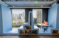 Image 15 of 23 from gallery of Club Med Shanghai Office / 100architects. Photograph by Amey Kandalgaonkar Photography