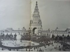 The Panama–Pacific International Exposition (PPIE) was a world's fair held in San Francisco, in the United States, between February 20 and December 4 in 1915. Its ostensible purpose was to celebrate the completion of the Panama Canal, but it was widely seen in the city as an opportunity to showcase its recovery from the 1906 earthquake. The fair was constructed on a 635 acre (2.6 km2) site in San Francisco, along the northern shore now known as the Marina District.
