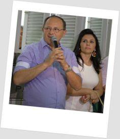 Prefeito de Lajes Benes Leocádio é candidato a Deputado Federal.