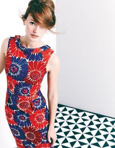 Martha Dress from @boden
