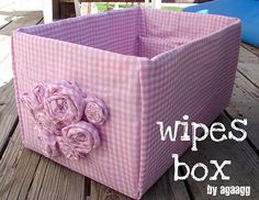 Recycled Boxes :)