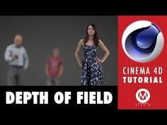 ▶ Cinema 4D Tutorial: Learn Depth of Field in 5 minutes - YouTube