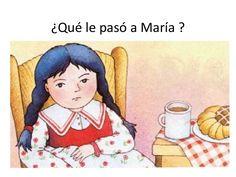 ¿Qué le pasó a María ?