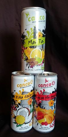 Testimony1990 - Beauty, Boxen, Food, Familie und Produkttests: Canco Cocktails auf dem TMM14 Bloggertreffen