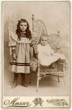 The Graphics Fairy: cabinet card