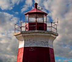 Western Light, Brier Island, N.S.