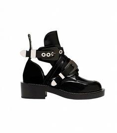 @Who What Wear - Balenciaga Ceinture Ankle Boots ($Balenciaga.com)