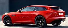 De Jaguar F-Type Sportbrake is een prachtplaatje - Autoblog.nl